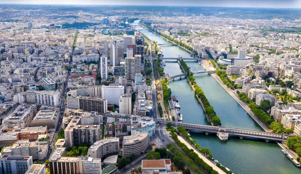 O rio Sena