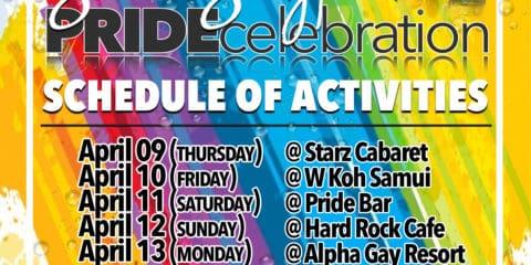 2020 Samui SongKran Pride Parade