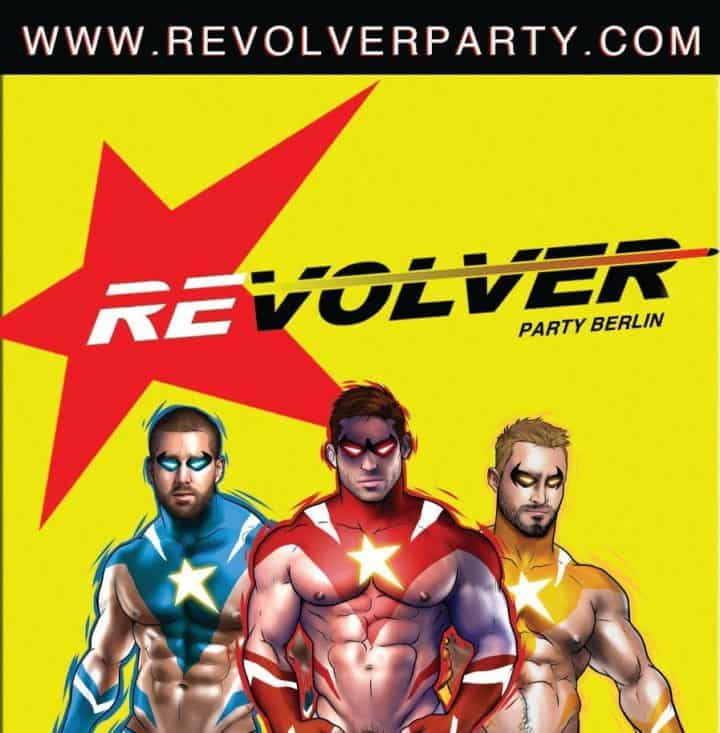 Revolver Party – March