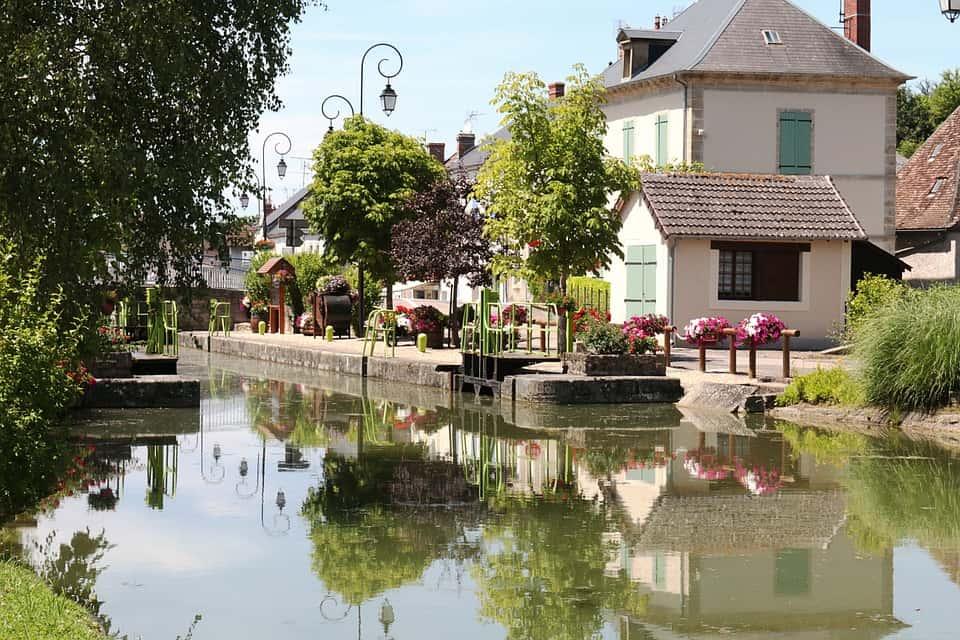 جنوب فرنسا · نهر جاي المبحرة