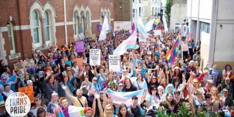 Trans Pride Brighton