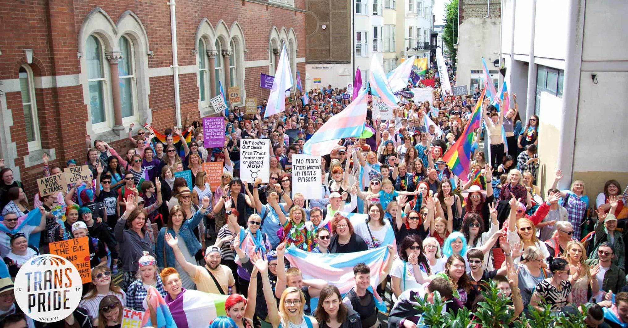 Brighton Trans Pride 2022