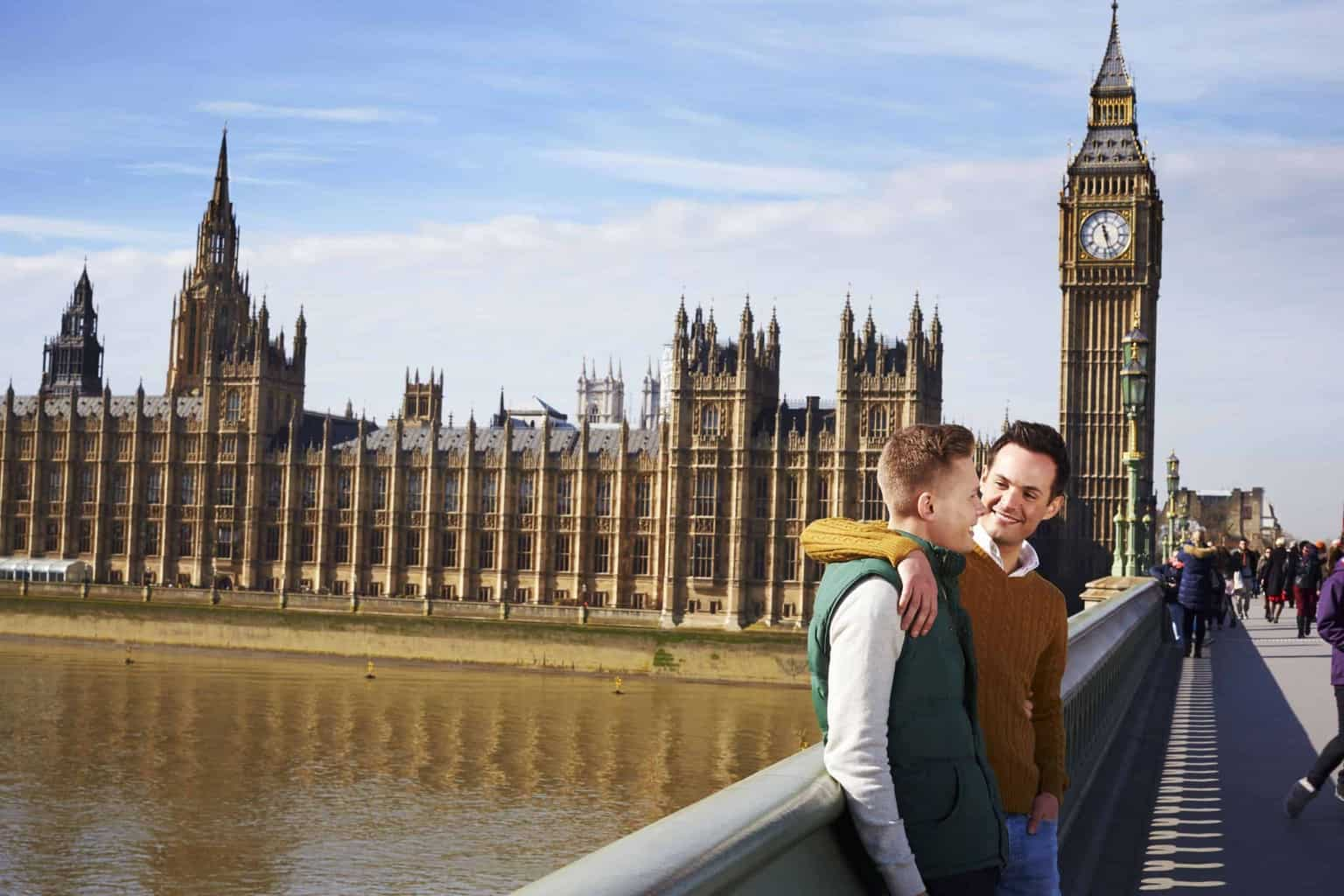 Gay Paar London