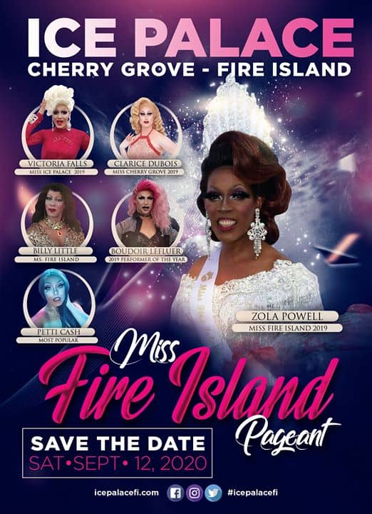 The 55th Miss Fire Island Pageant