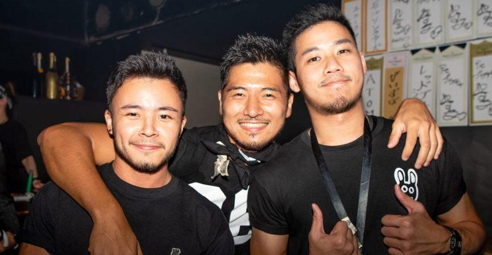 Tokyo homoseksuelle klubber