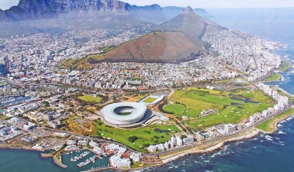Mapa gay da Cidade do Cabo