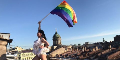 Gay Life in Saint Petersburg Tour