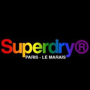 Magasin Superdry - Paris Le Marais