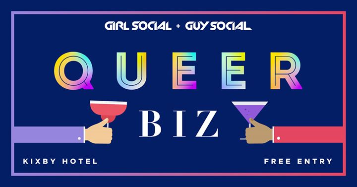 Queer Biz: a mixer for LGBTQ business professionals