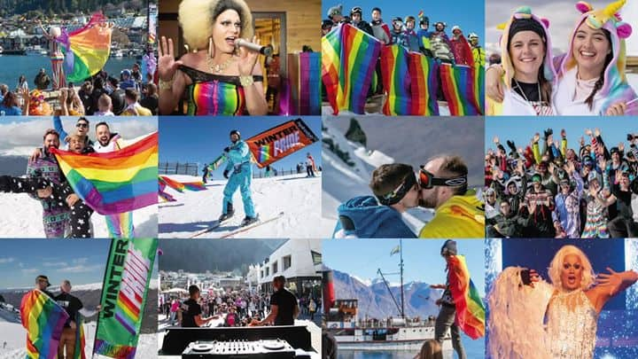 Winter Pride 2021 Queenstown
