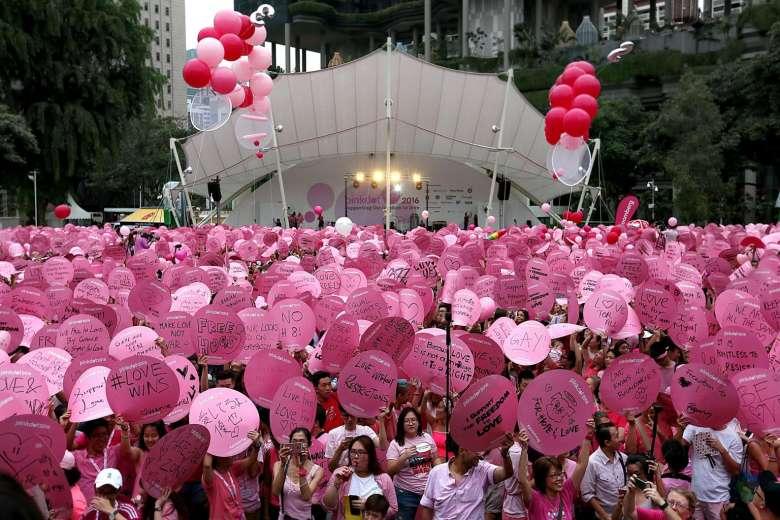 Pink Dot Singapore 2021