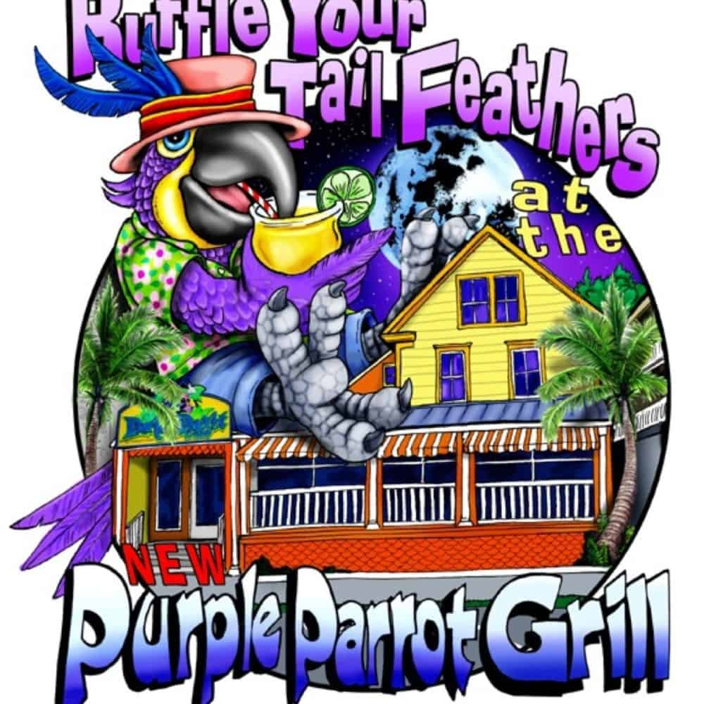Purple Parrot Grill