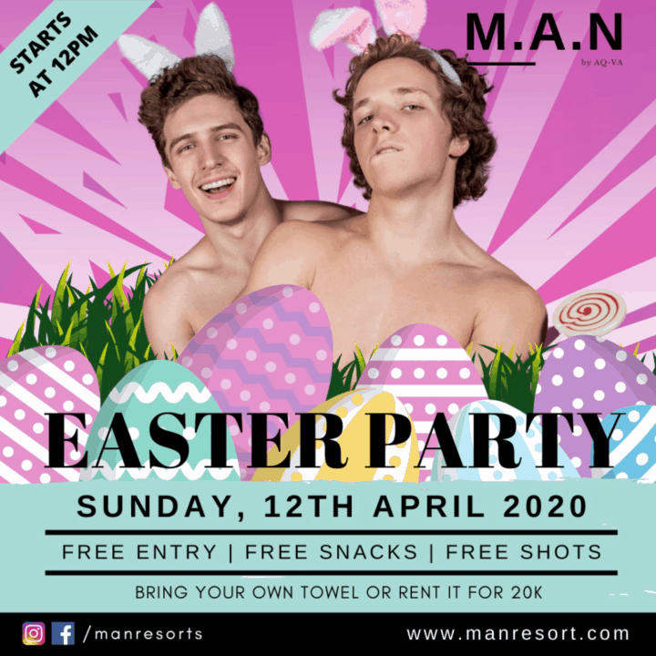 Easter Party (CANCELLED)