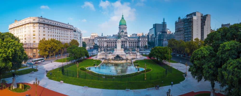 Μεταβείτε στο Μπουένος Άιρες
