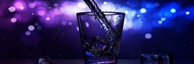 Zeit für einen Drink.