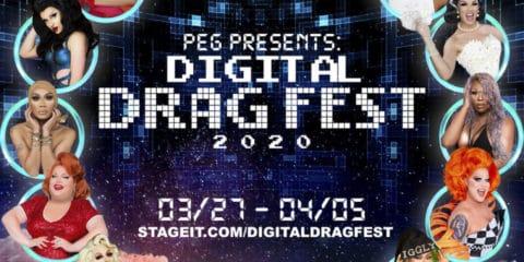 Digital Drag Fest