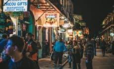 Gehe nach New Orleans
