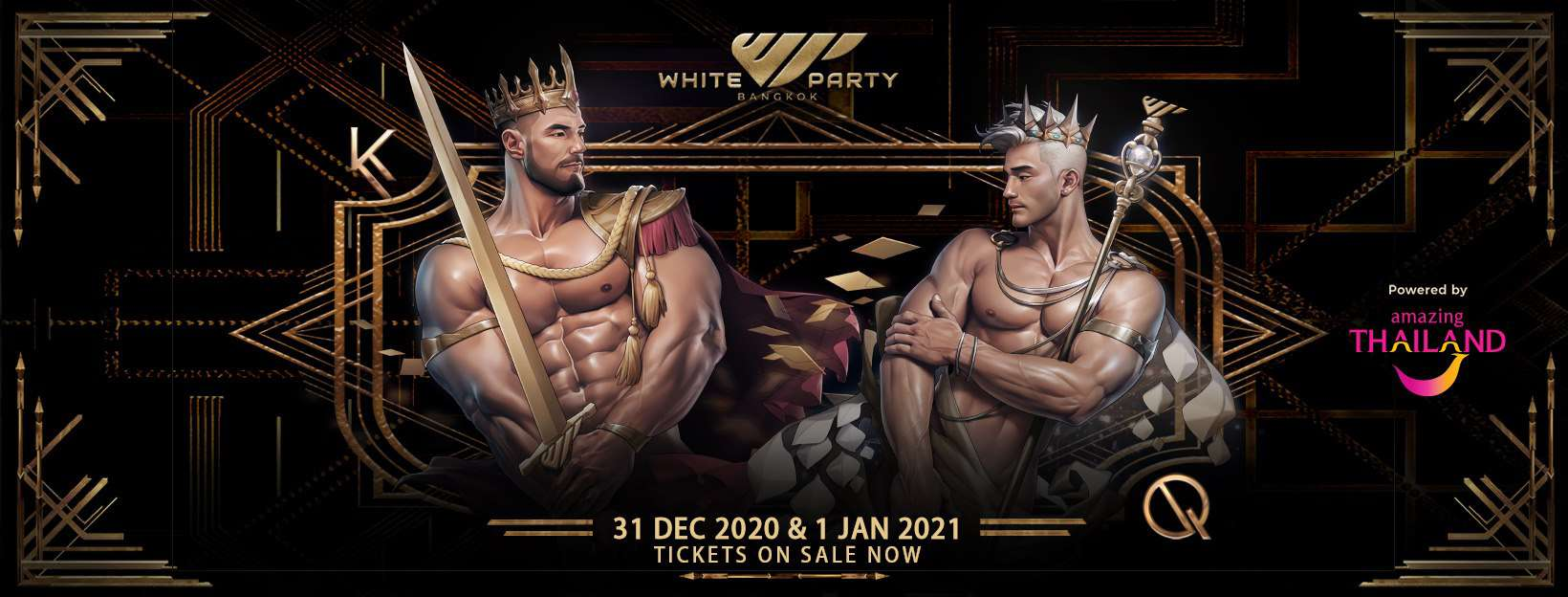 White Party BANGKOK 2021
