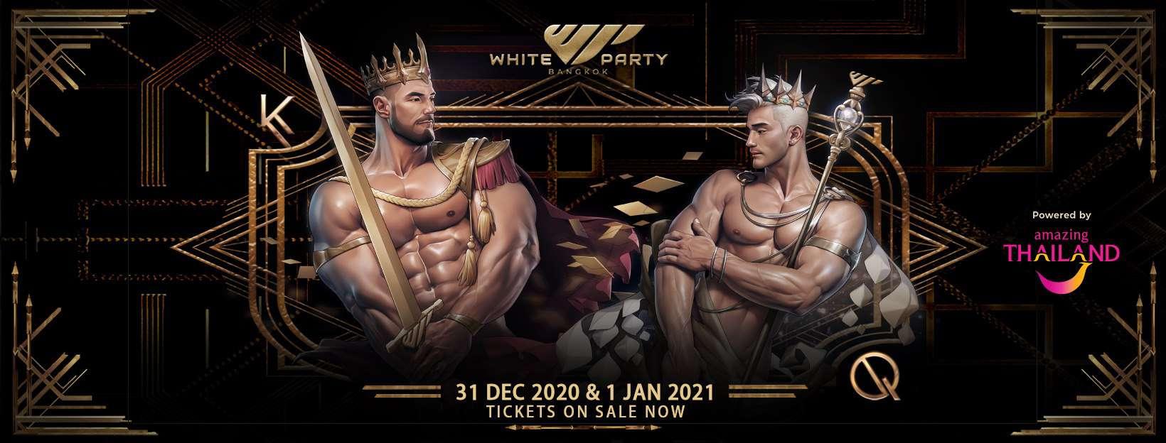 ホワイトパーティーバンコク2021