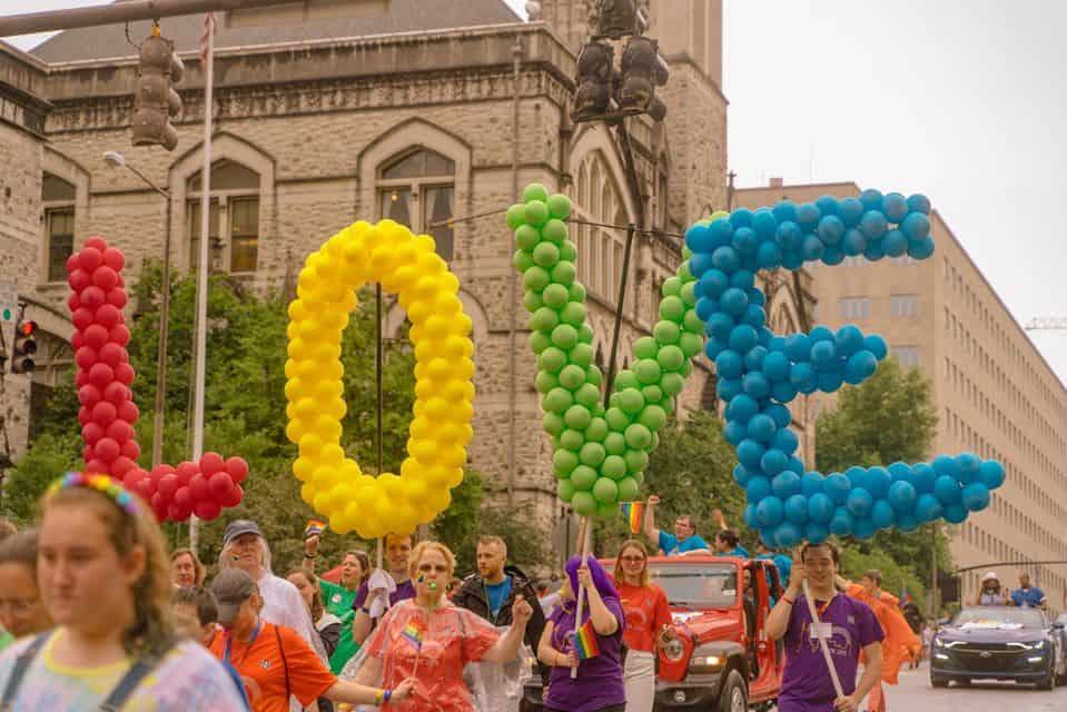 Festival dell'orgoglio di Nashville 2021