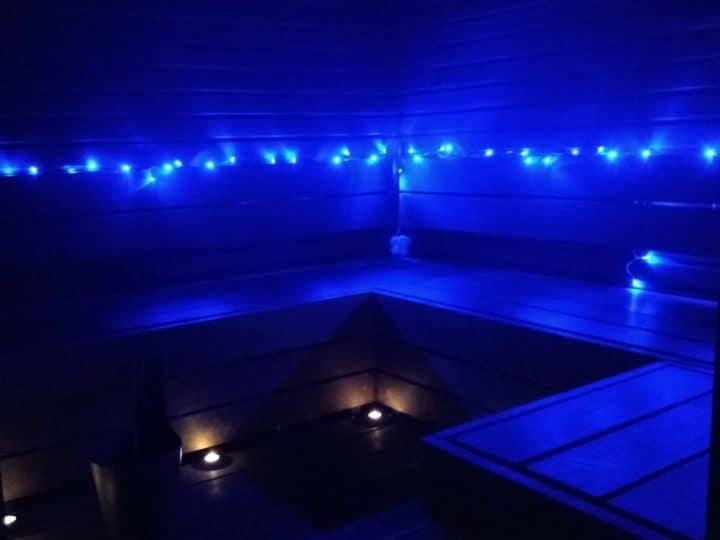 Santa's Secret Sauna