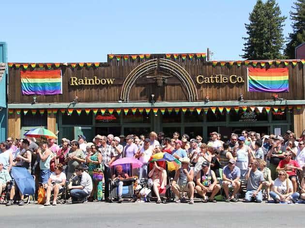 TravelGay recommendation Rainbow Cattle Company