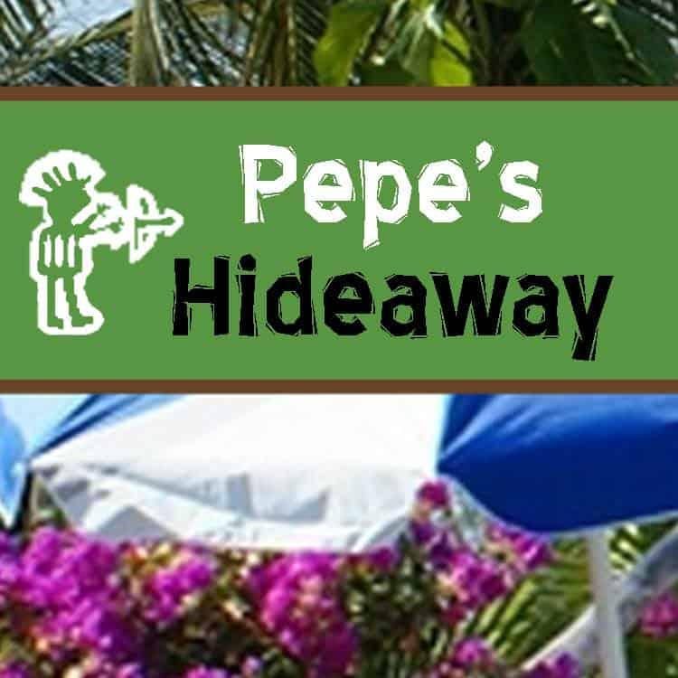 Pepe's Hideaway