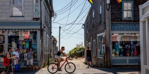 Provincetown · Clubes de dança gay