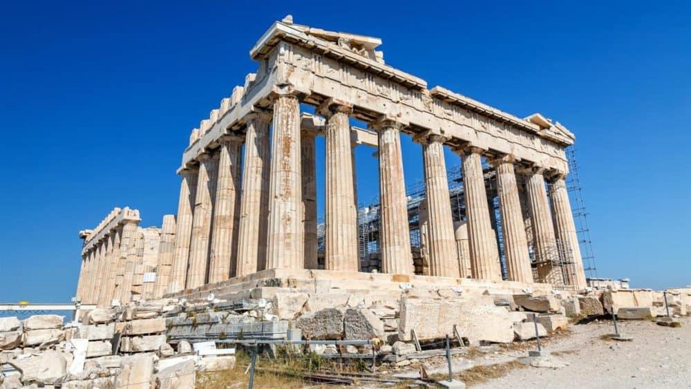 جاي أثينا · الفنادق