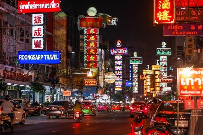 Chinatown Yaowarat Street Food