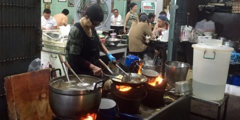 Samran Rat Street Food