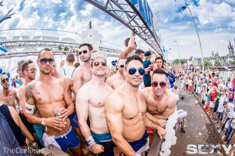SEXY Pride World Festival 2021 | Lanxess Arena avec l'offre Nissim
