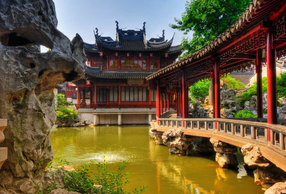 Giardino Yu Yuan