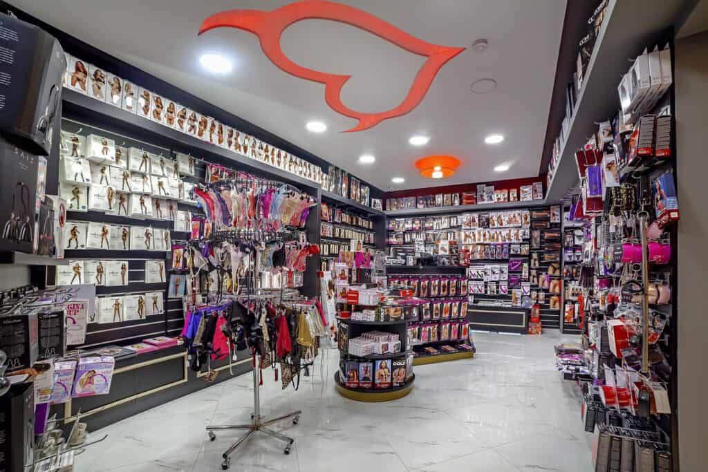 TravelGay recommendation Vibrations The Erotic Store