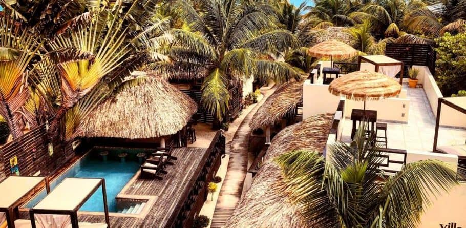 image of Caribbean Beach Cabanas