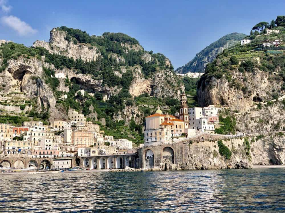 Plan your trip to Naples and the Amalfi Coast