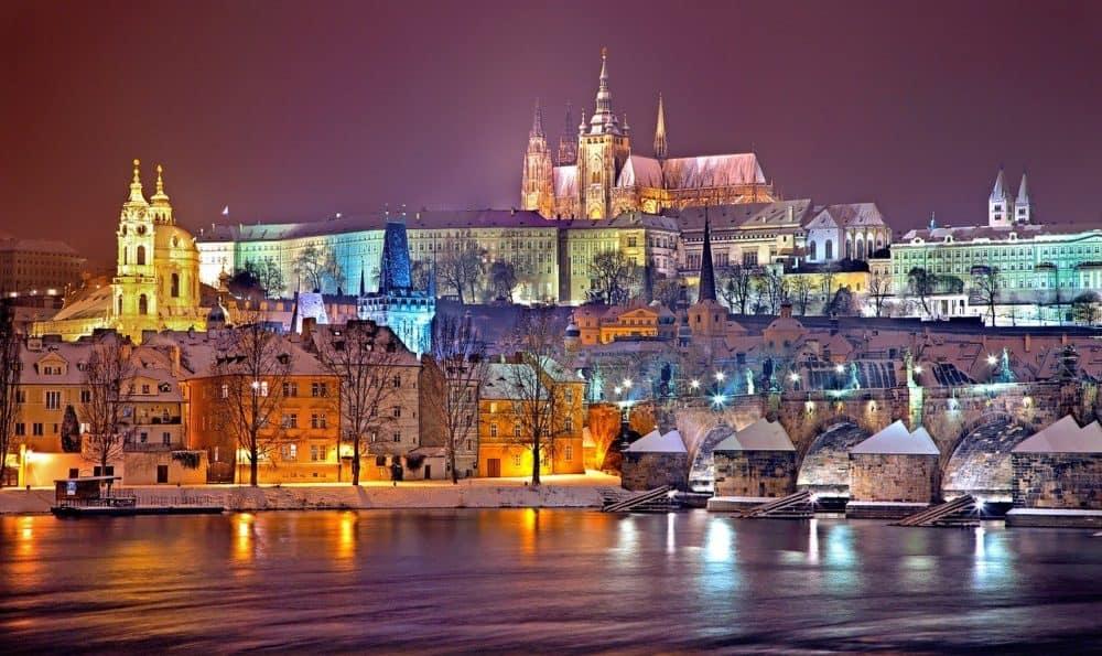 Gay Prag · Byguide