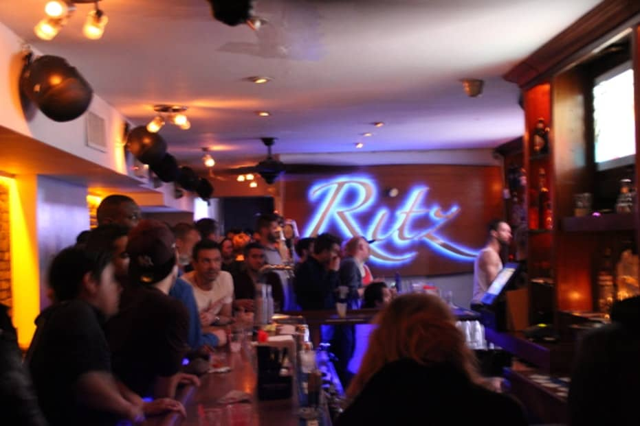 TravelGay recommendation Ritz Bar and Lounge