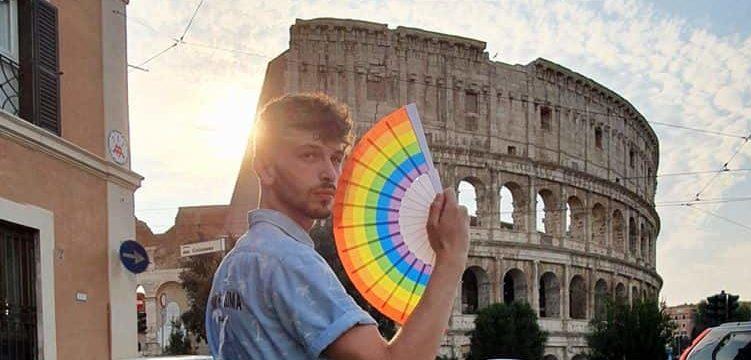 Roma · Bar gay