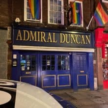 Laksamana Duncan Pub