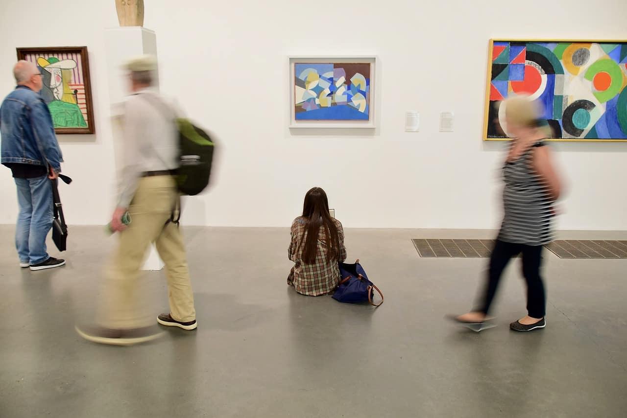 تيت مودرن أحد أفضل المتاحف في لندن