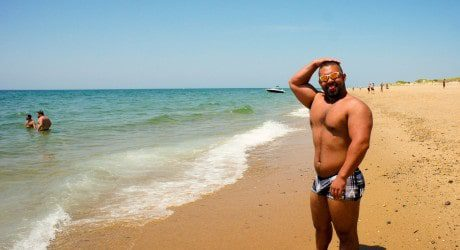 Boy Beach Provincetown