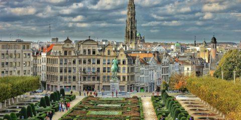 Brussel, Belgia