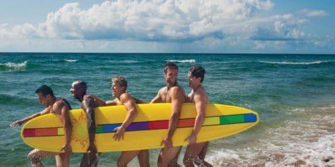劳德代尔堡同性恋假期