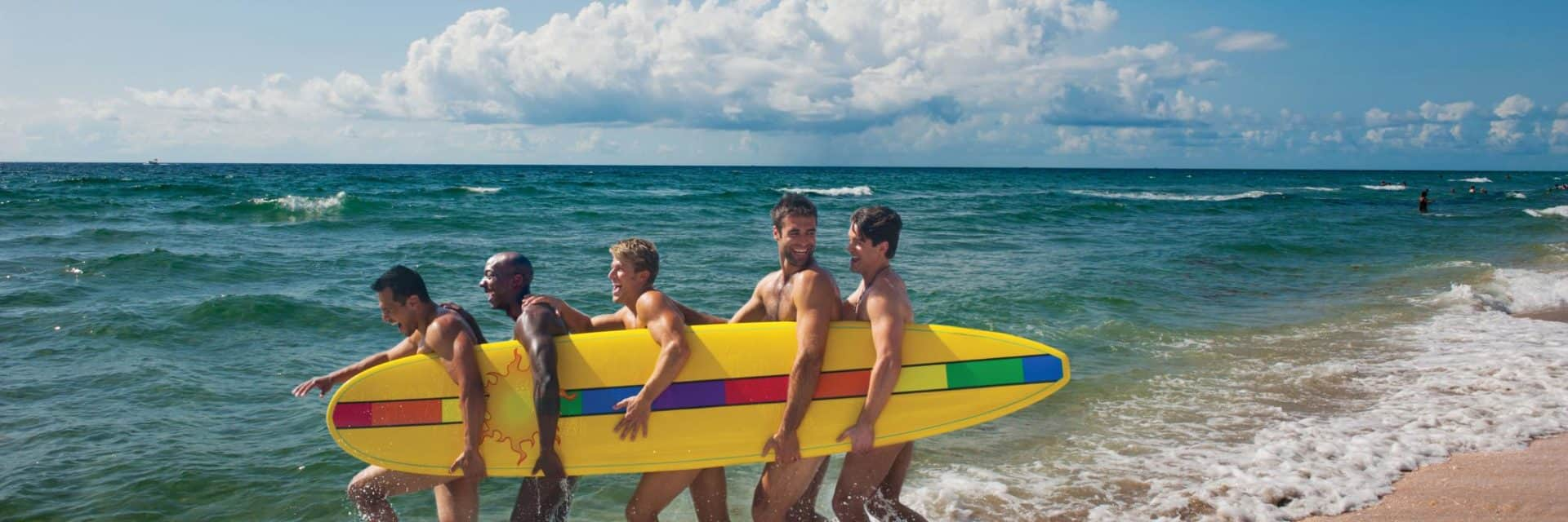 Fort Lauderdale gay vacations