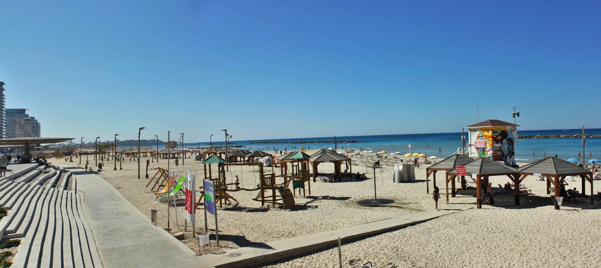 TravelGay recommendation Frishman Beach