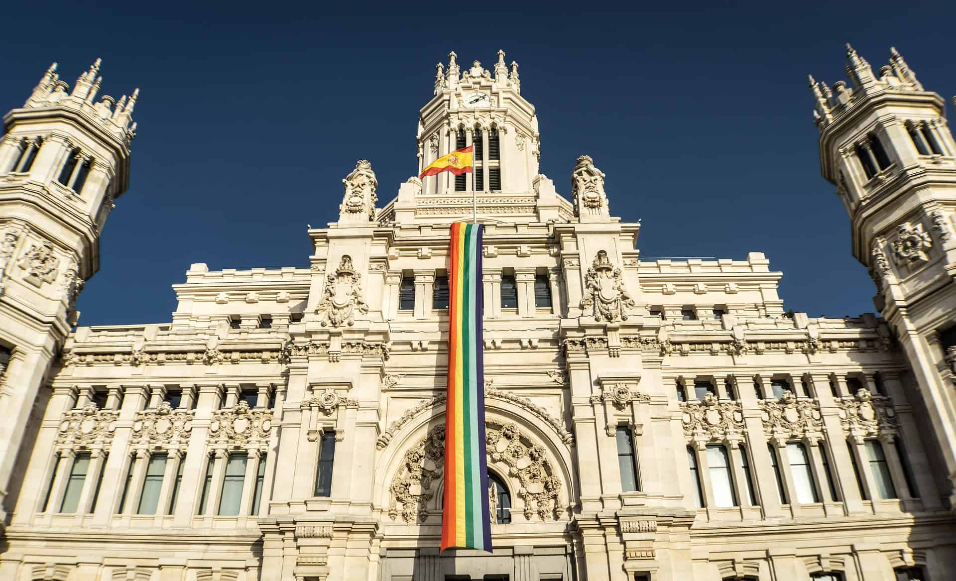 Gay Pride Madrid