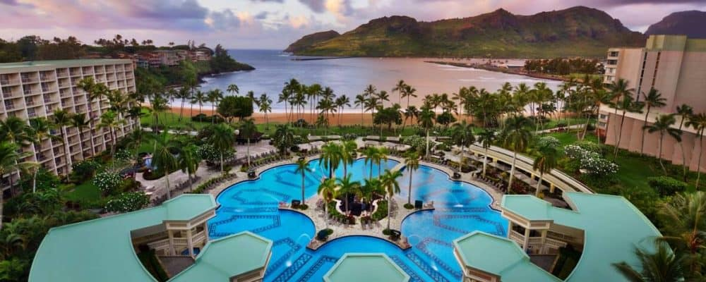 Kauai · Hoteller