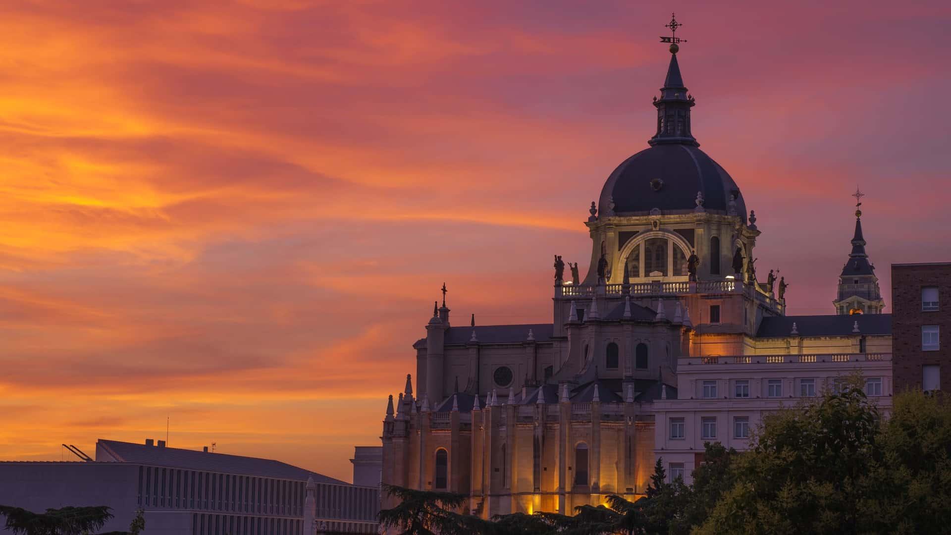 Kirke i Madrid