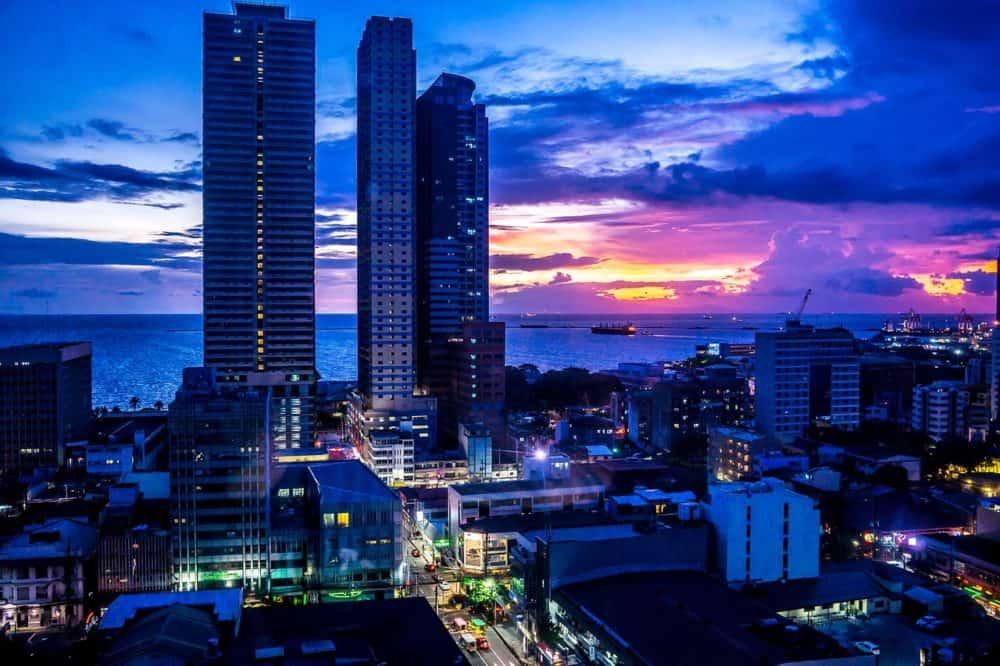 Manila Gay kort